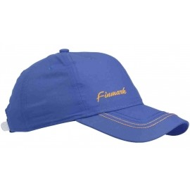 Finmark KIDS' SUMMER CAP - Children's summer baseball cap
