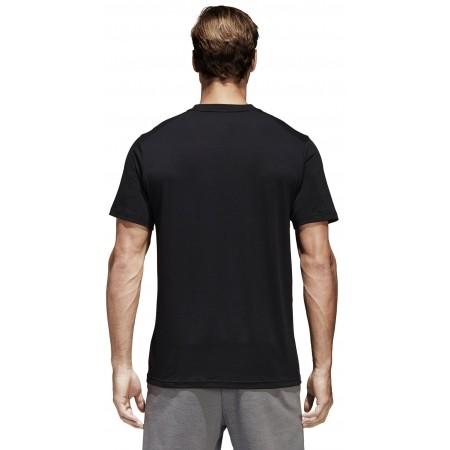 Koszulka męska - adidas COMMERCIAL GENERALIST TEE PES - 5