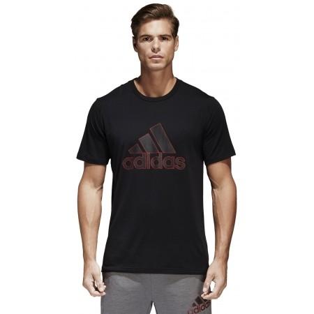 Men's T-shirt - adidas COMMERCIAL GENERALIST TEE PES - 4