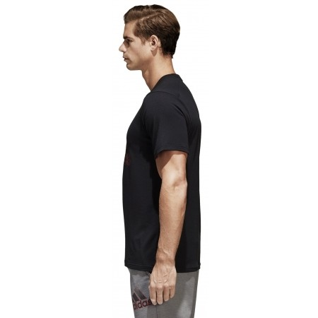 Men's T-shirt - adidas COMMERCIAL GENERALIST TEE PES - 6