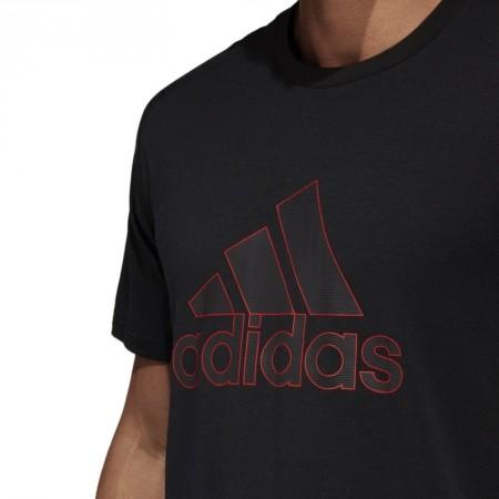 Koszulka męska - adidas COMMERCIAL GENERALIST TEE PES - 7