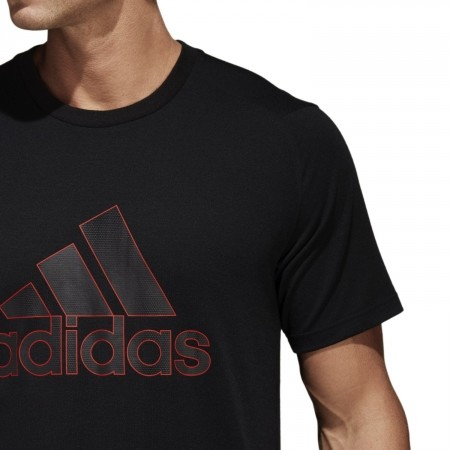Men's T-shirt - adidas COMMERCIAL GENERALIST TEE PES - 9