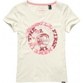 O'Neill LG THE ORIGINAL S/SLV T-SHIRT - Dievčenské tričko