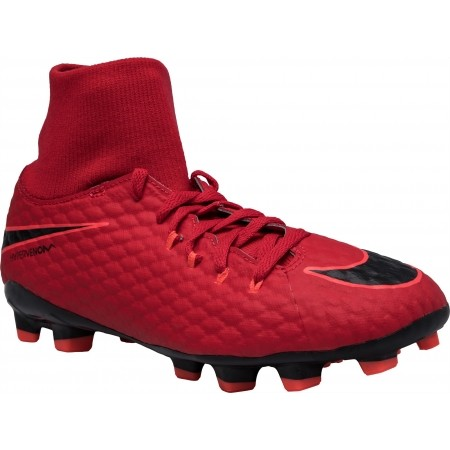 Nike HYPERVENOM PHELON FG DF JR - Kids' football boots