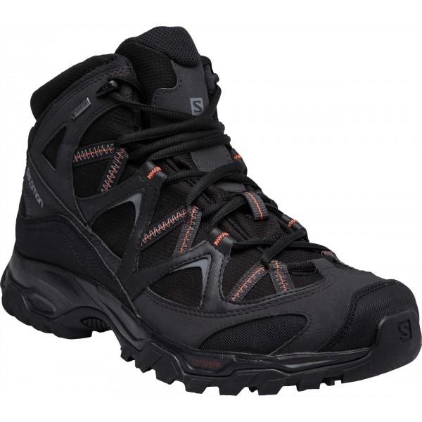 Salomon CAGUARI MID GTX černá 10 - Pánská hikingová obuv