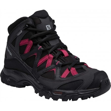 Dámská hikingová obuv - Salomon CAGUARI MID GTX W - 1 3cefad24c8