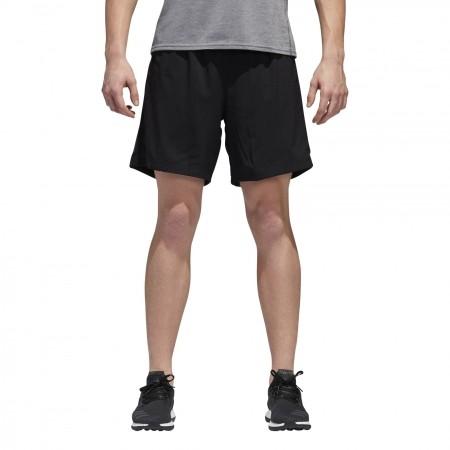Spodenki do biegania męskie - adidas RESPONSE SHORT - 3