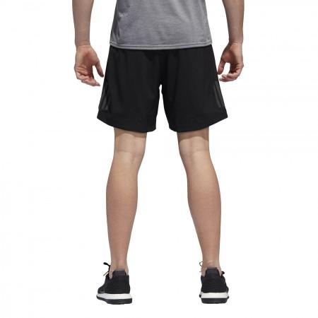 Spodenki do biegania męskie - adidas RESPONSE SHORT - 4