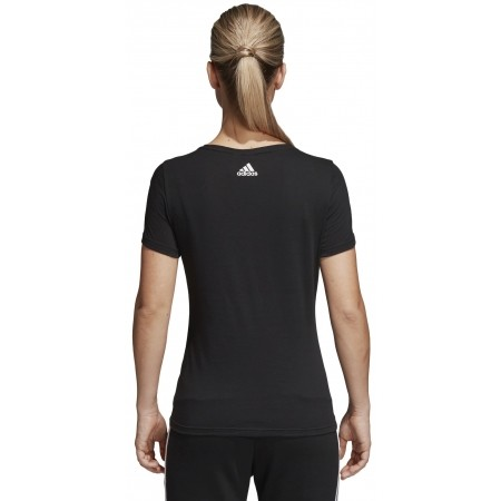 Women's T-shirt - adidas FOIL LINEAR - 3