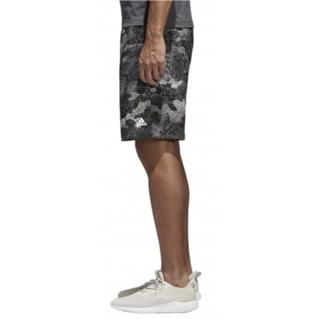 Men's shorts - adidas ESSCO WVN CAMO SHO - 2
