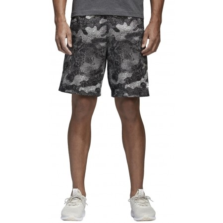 Men's shorts - adidas ESSCO WVN CAMO SHO - 4