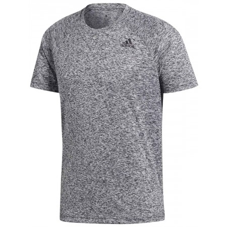ff29bf40b291 Herren T-Shirt - adidas DESIGN TO MOVE TEE HEATHER - 1