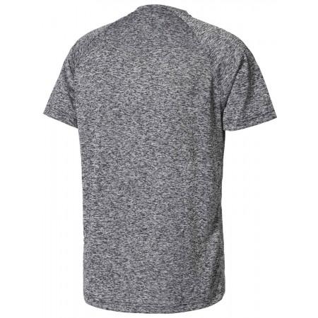 Men's T-shirt - adidas DESIGN TO MOVE TEE HEATHER - 2