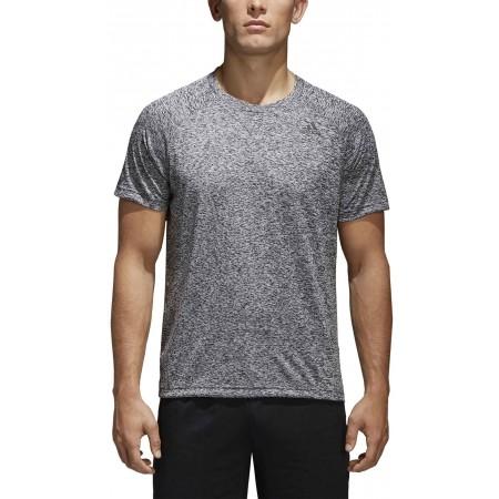 Men's T-shirt - adidas DESIGN TO MOVE TEE HEATHER - 6