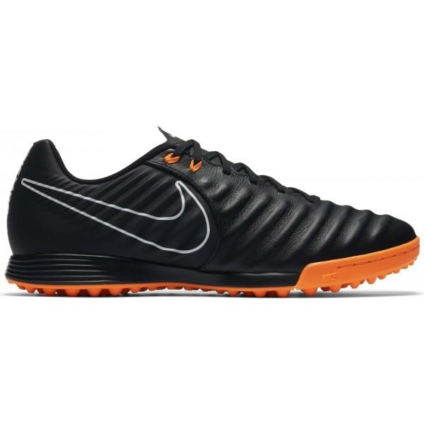 Nike TIEMPO LEGEND VII ACADEMY TF černá 6.5 - Pánské turfy