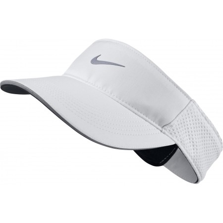 Běžecká čelenka s kšiltem - Nike AEROBILL VISOR - 1