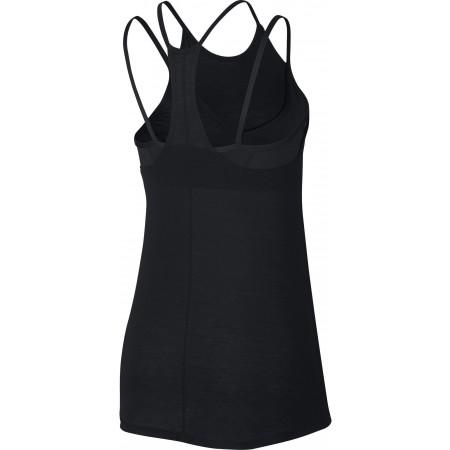 Koszulka treningowa damska - Nike DRY TANK SPRT SPS18 W - 2