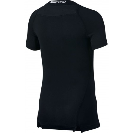 Chlapecké triko - Nike PRO TOP SS COMP - 2