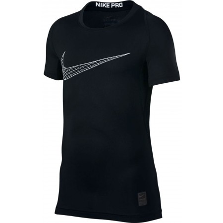 Chlapecké triko - Nike PRO TOP SS COMP - 1