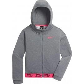 Nike DRI-FIT HOODIE FZ CORE STUDIO - Mädchen Hoodie