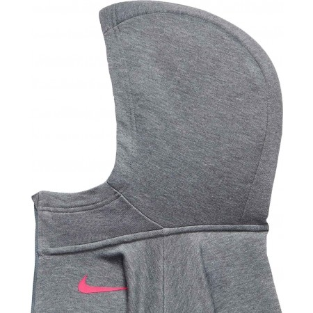 Mädchen Hoodie - Nike DRI-FIT HOODIE FZ CORE STUDIO - 5