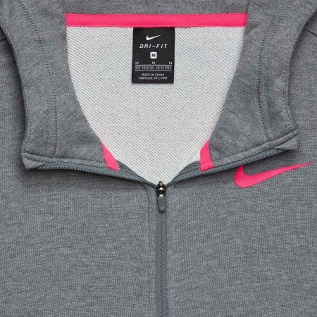 Mädchen Hoodie - Nike DRI-FIT HOODIE FZ CORE STUDIO - 6