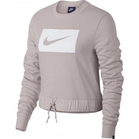 Damen Sweatshirt - Nike CREW CROP SWSH W - 1