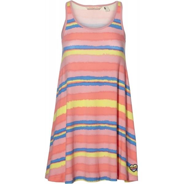 O'Neill LG SUNSET DRESS rózsaszín 164 - Lány ruha