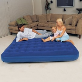 Bestway KING FLOCKED MAT - Inflatable mattress - Bestway