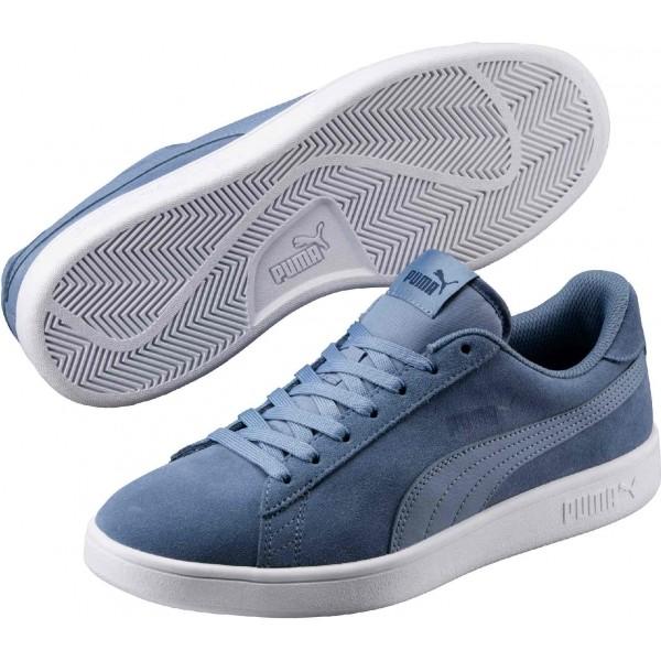 Puma SMASH V2 kék 11 - Férfi szabadidőcipő