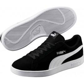 21ff86b018268 Pánska voľnočasová obuv Puma SMASH V2 je vyrobená zo semiša a ponúka  pohodlný strih .