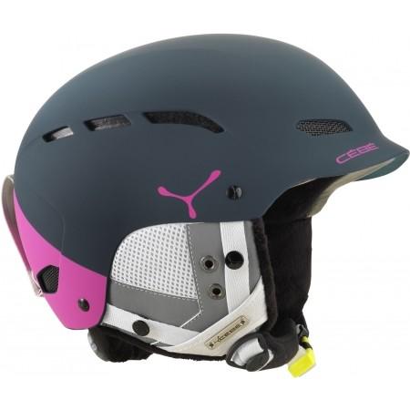Dámská sjezdová helma - Cebe DUSK W