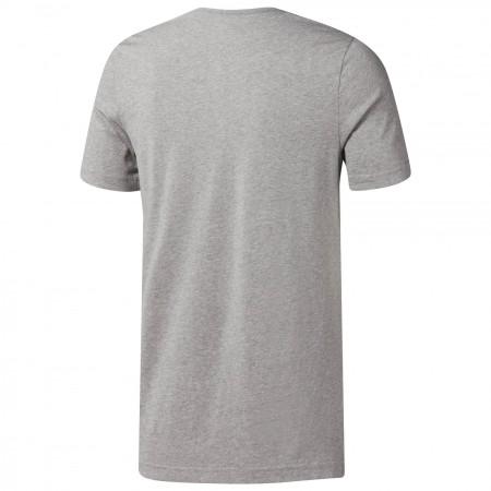 Tricou sport bărbați - Reebok QQR-REEBOK LINEAR READ - 2