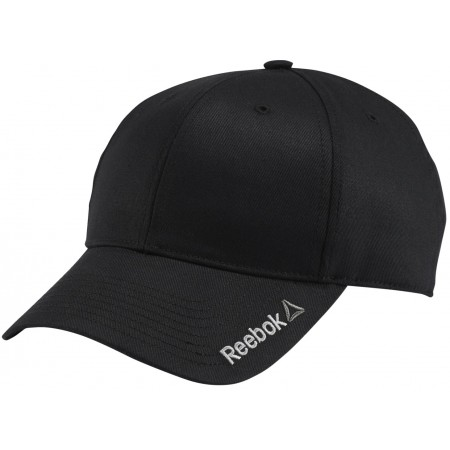 Men's baseball cap - Reebok SPORT ESSENTIALS MENS LOGO CAP - 1