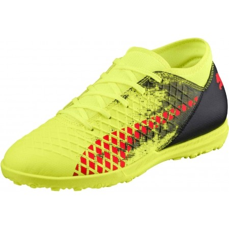Ghete turf juniori - Puma FUTURE 18.4 TT JR - 2