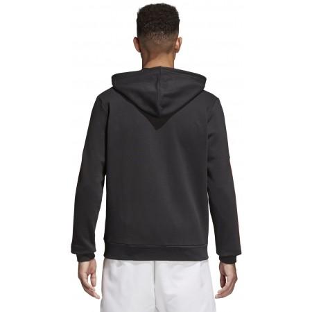 Men's sweatshirt - adidas COMM M FZ FL - 3
