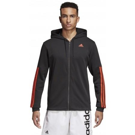Men's sweatshirt - adidas COMM M FZ FL - 2
