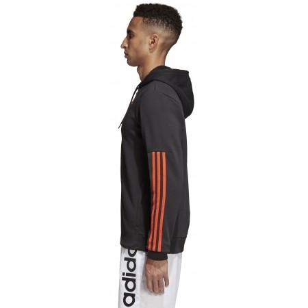 Men's sweatshirt - adidas COMM M FZ FL - 4