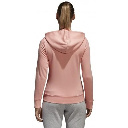 Dámská mikina - adidas ESSENTIALS SOLID FULLZIP HOODIE - 3
