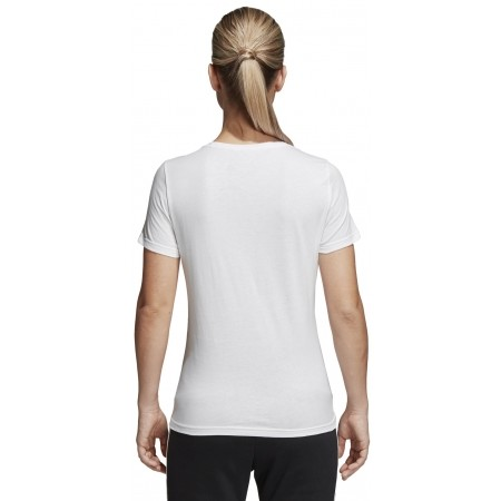 Women's T-shirt - adidas THREE STRIPES W - 5