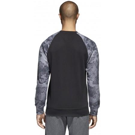 Men's sweatshirt - adidas CLASSICS 3S PULLOVER FLEECE - 3