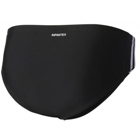 Pánské plavky - adidas FITNESS TRUNK 3 STRIPES - 2