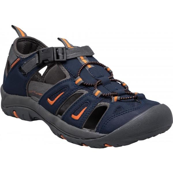 Crossroad MASAI niebieski 44 - Sandały męskie