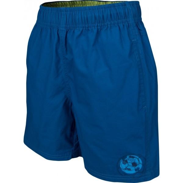 Umbro TOD modrá 140-146 - Chlapecké kraťasy