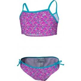 Lotto LYRA - Strój kąpielowy dwuczęściowy dziewczęcy