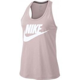 Nike ESSNTL TANK HBR W - Damen Unterhemd