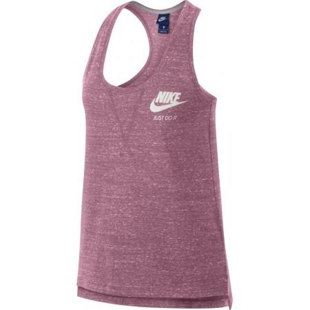 Damen Sportunterhemd - Nike GYM VNTG TANK W - 1