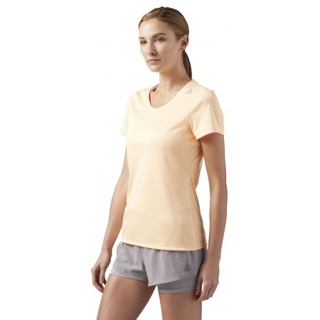Women's sports T-shirt - Reebok RE SS TEE W - 2
