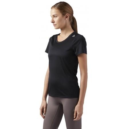 Dámské sportovní tričko - Reebok RE SS TEE W - 2