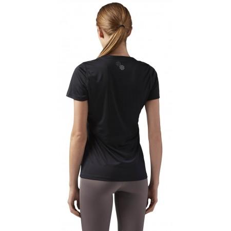 Dámské sportovní tričko - Reebok RE SS TEE W - 3